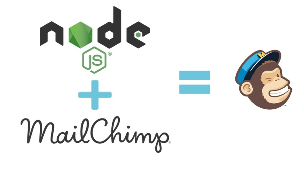 How to Integrate MailChimp with your NodeJS app | Codementor