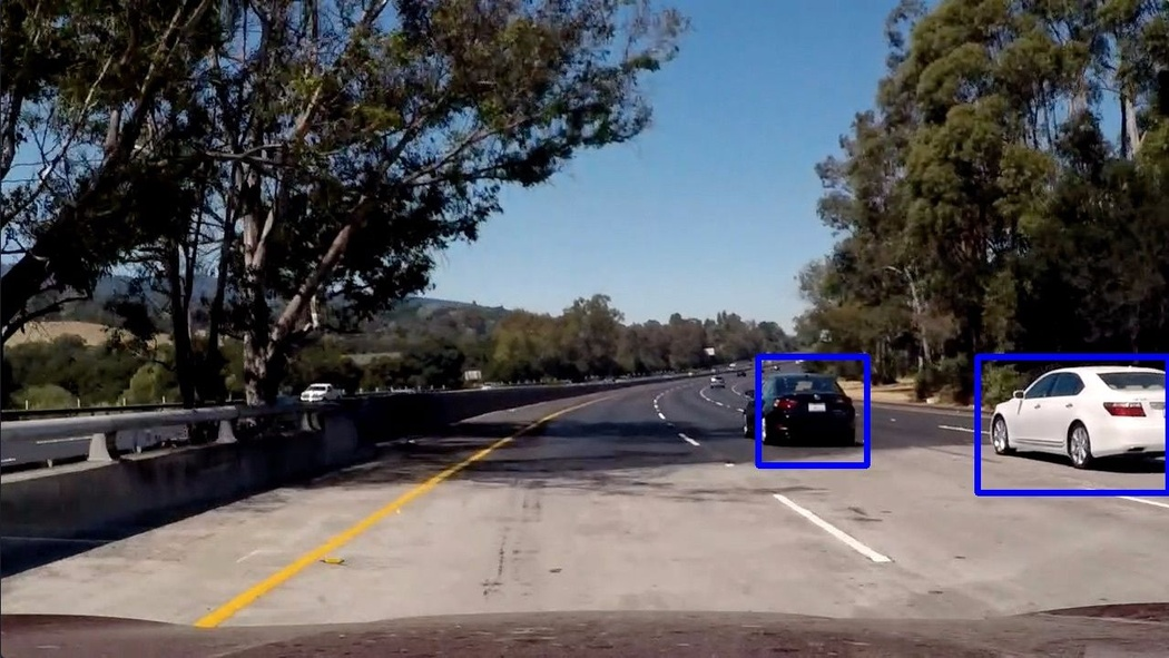 Vehicle Detection Using Cameras for Self-Driving Cars