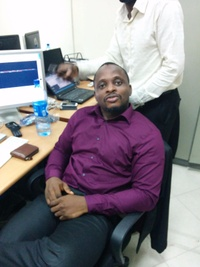 Oladapo Fagade, senior Webservices developer