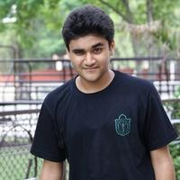 Raghav Apoorv, top Git push developer