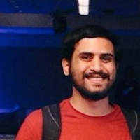 Vijay Tholpadi, senior Mobile app developer