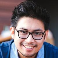 Steven Ligatsa, senior Logos developer