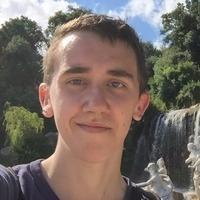 Nick Anderegg, top Data collection developer