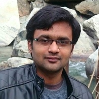 Shubham Desale, senior Pattern matching developer