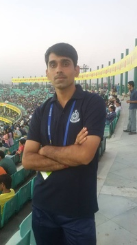 Dharmbir Singh, senior Swift and parse app developer