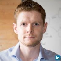 Eamonn Moloney, senior Spring data mongo developer