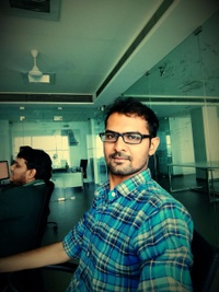 Hiren, senior Espresso developer for hire