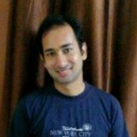 Abhishek Gupta, senior Pagerank developer
