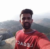 Harsha M, freelance Select developer