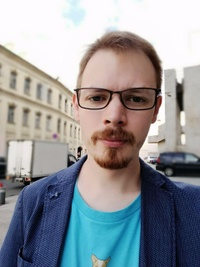 Victor Shcherbakov, Symfony software engineer and dev