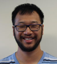Ray Phan, freelance Scipy developer