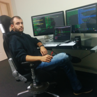 Mahmoud Zalt, Laravel angularj s freelance coder