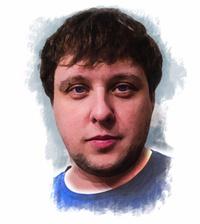 Alexey Kiselev, senior Frontend developer