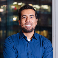 Sarmad Bokhari, senior Management developer