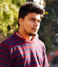 Utkarsh Mishra, senior Text developer