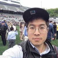 Tony Yin, freelance Visualisation developer