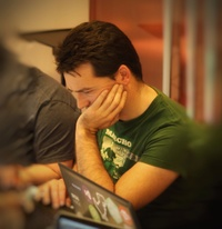 Antón Rodríguez, Zookeeper software engineer