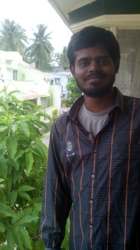 Swaraj Ramesh, top Web service developer