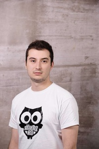 Atanas Labroski, Javafx software engineer