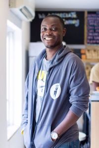 Bosun Olanrewaju, Node webkit dev and freelancer