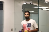 Menneni Thej Kamal Rao, Elk stack coder and engineer