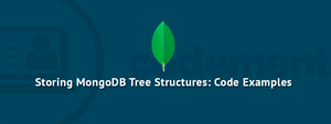 Storing Tree Structures in MongoDB: Code Examples