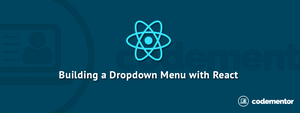 Create a Dropdown using React JS, Font Awesome and LESS CSS