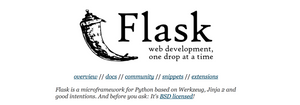 Building your first web app using Python/Flask