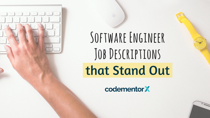 Software Engineer Job Descriptions that Attract the Best Developers ...