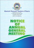Annual General Meeting Report 2013