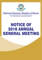 2018 Annual General Meeting Updated