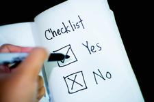 Content Distribution Checklist Templates