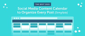 Social Media Content Calender Templates