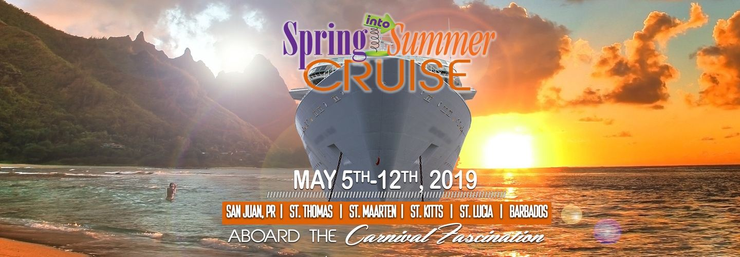 Spring Into Summer Cruise Vacation