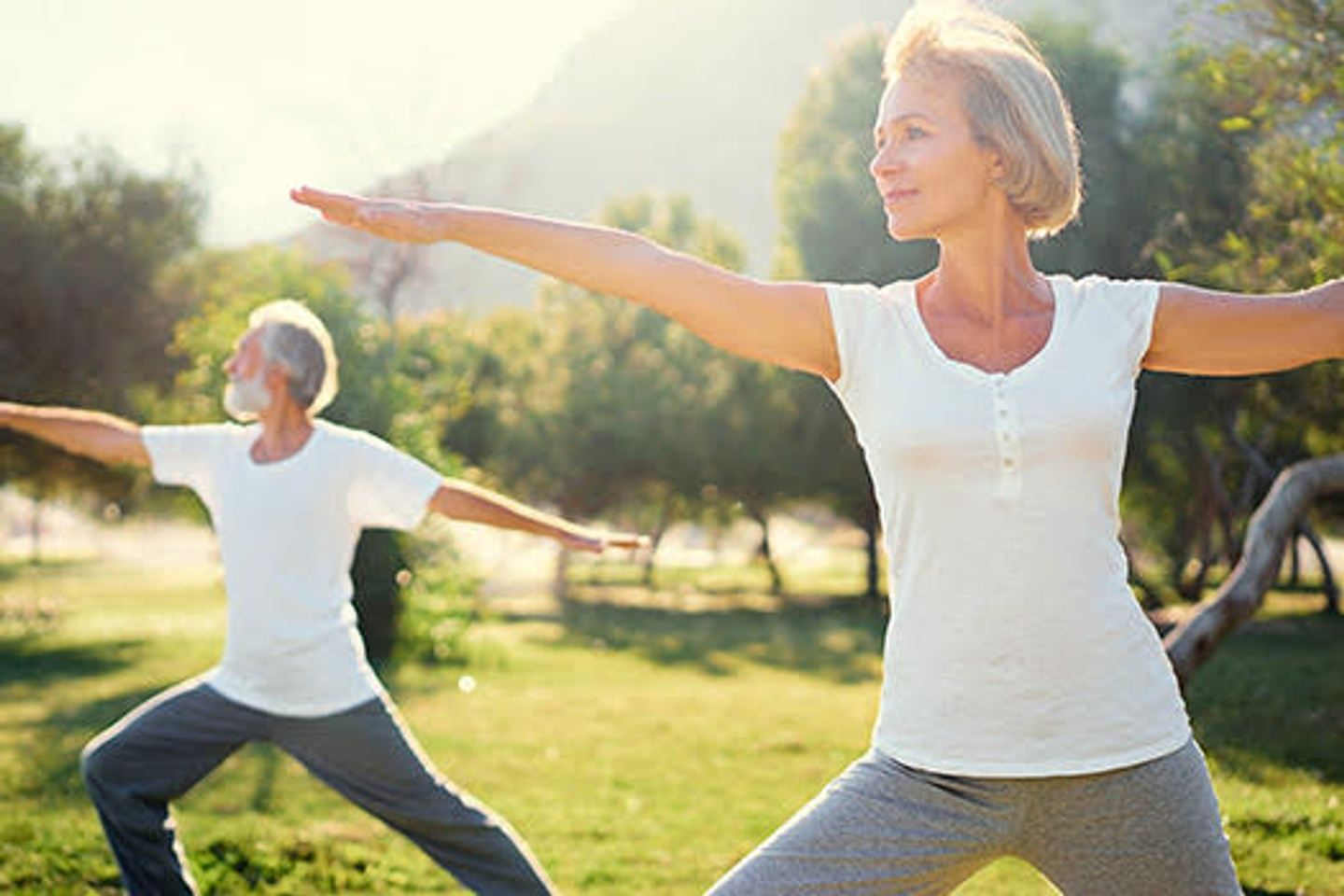 Therapeutic Yoga for Aging Gracefully