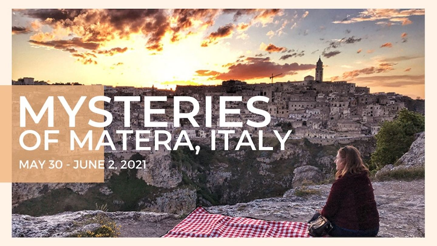 Mysteries of Matera