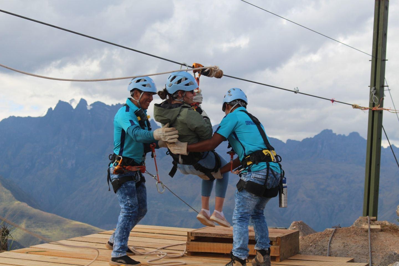 Cusco- Zipline + ATV tour Maras and Moray 2021
