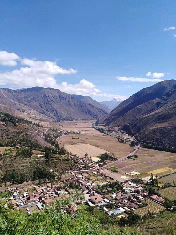 Study Abroad Peru Itinerary