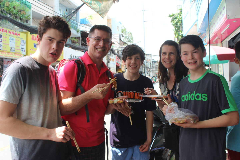 HO CHI MINH CITY STREET FOOD TOUR