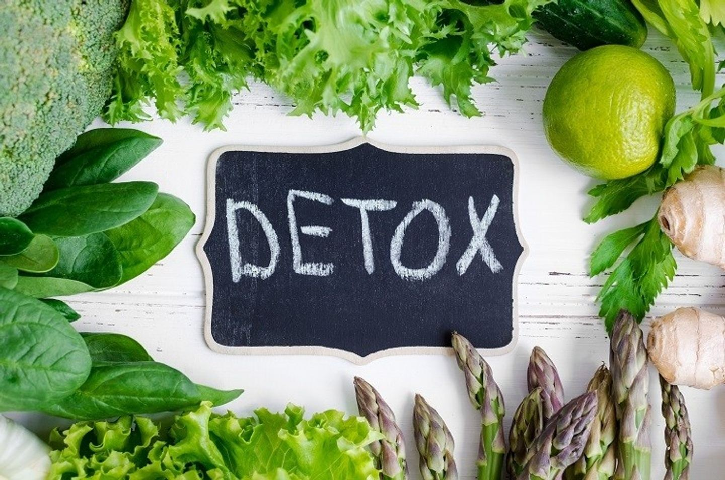 New Year, New Me, Juicing Detox Programme