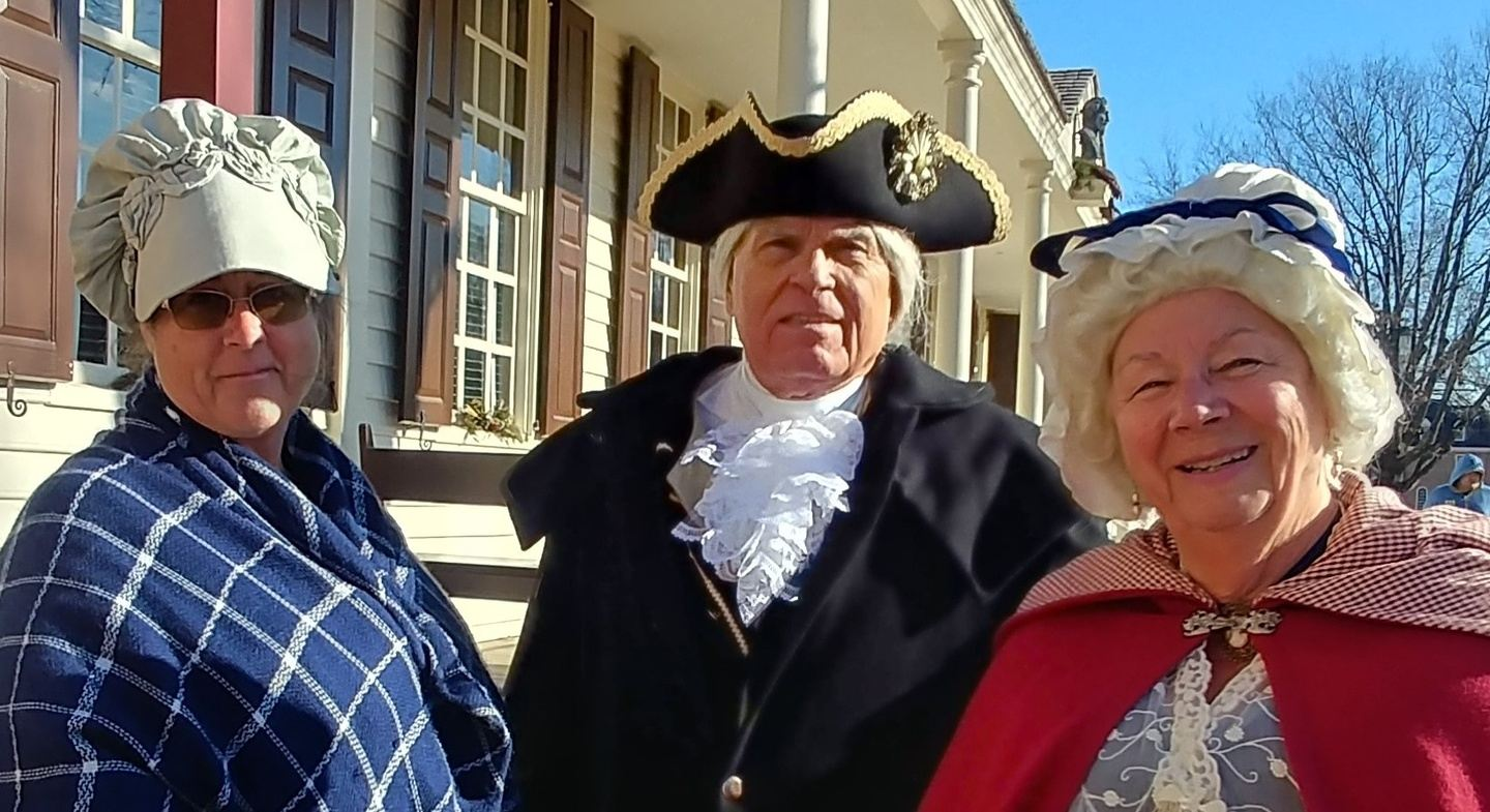 Christmastime in Colonial Williamsburg
