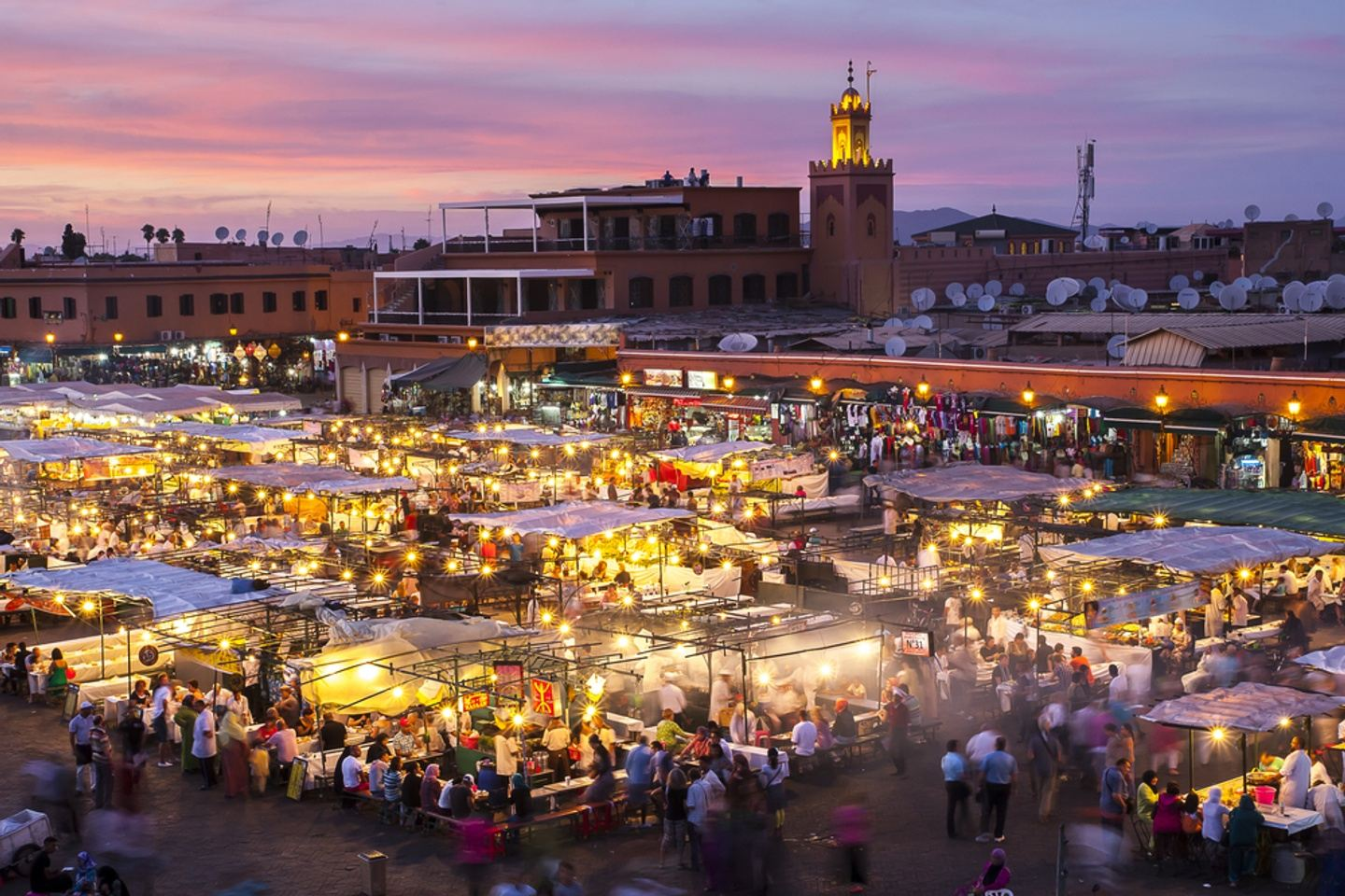 Volunteering and Tourist Trips To Marrakech
