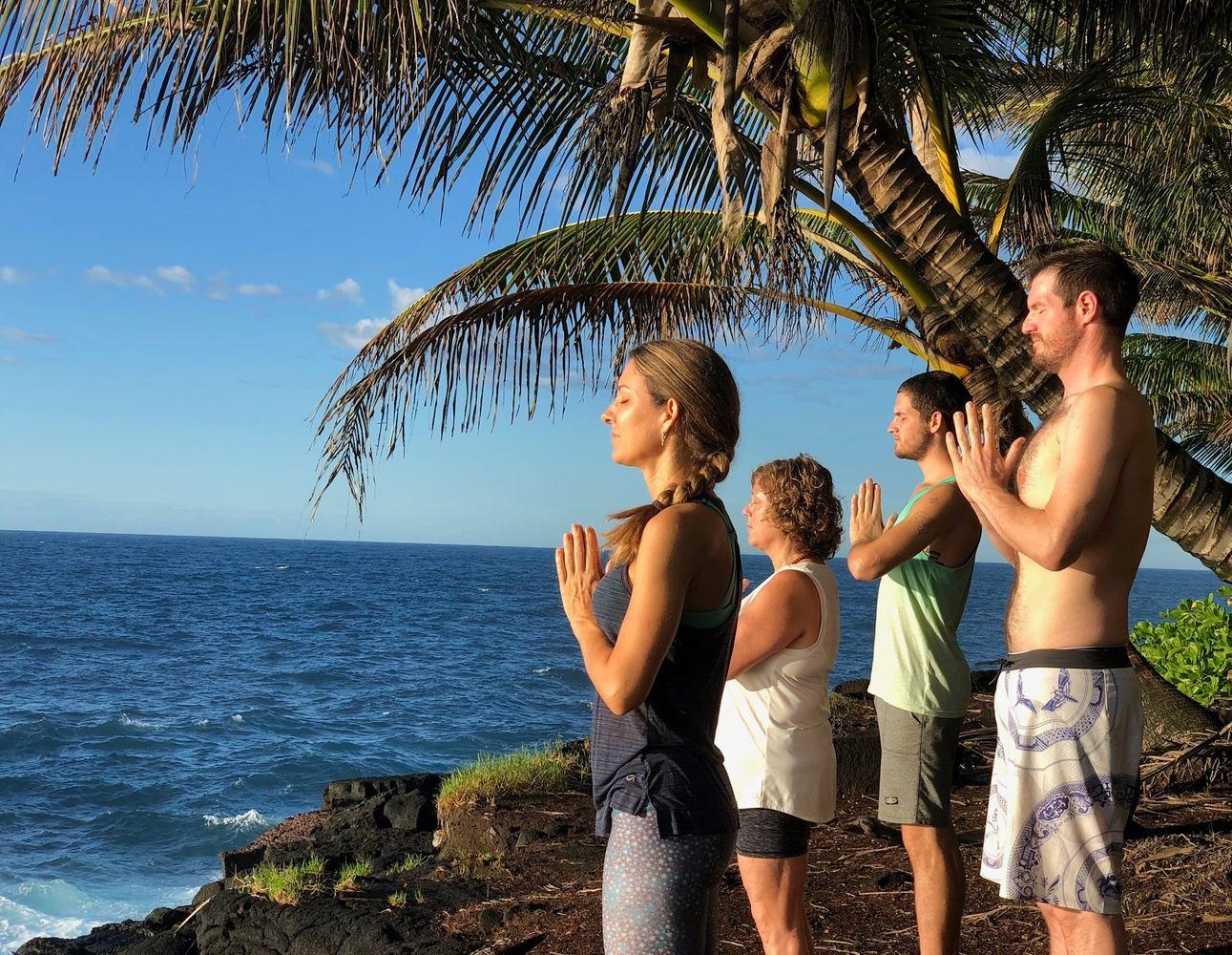 200 Hour Therapeutic Yoga Teacher Training