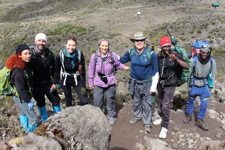 Join Group Kilimanjaro Climbing Through Machame Route 6 Days.