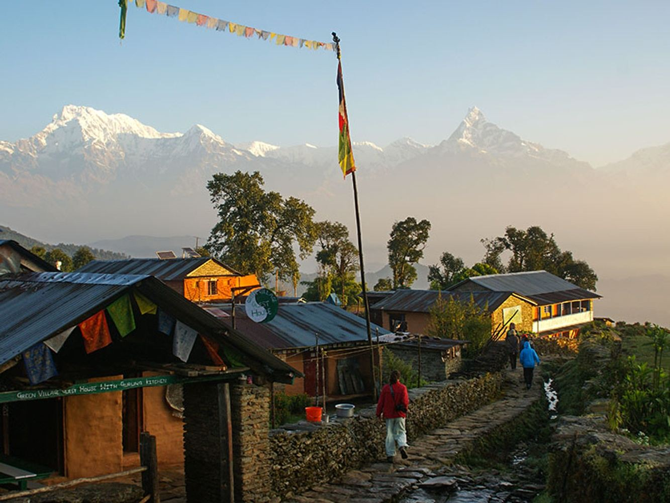 14 Day Himalayan Yogini: Cultural Backpacking Pilgrimage