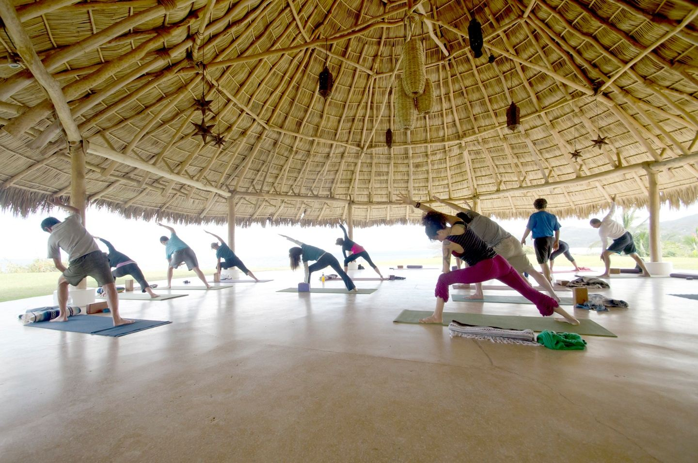 The Anatomy of Ease, A Yoga Workshop with Jim Gallas