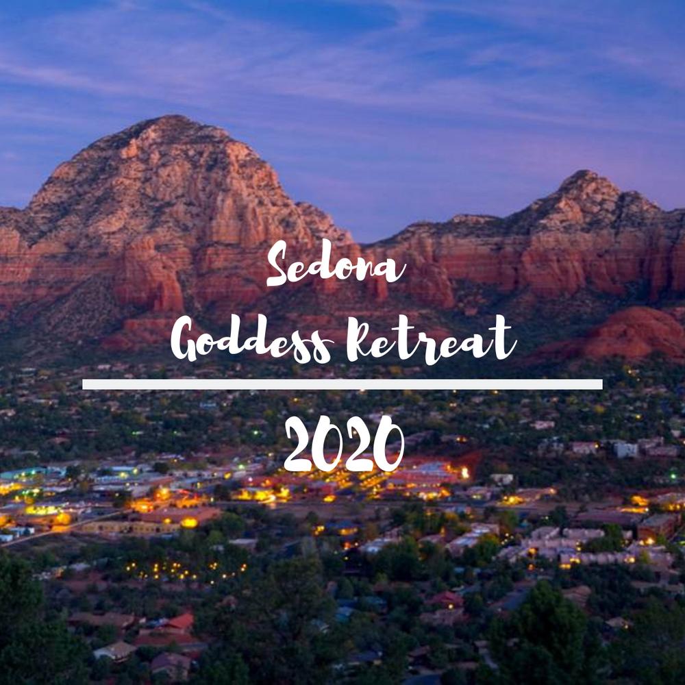 Sedona Goddess Retreat AUGUST