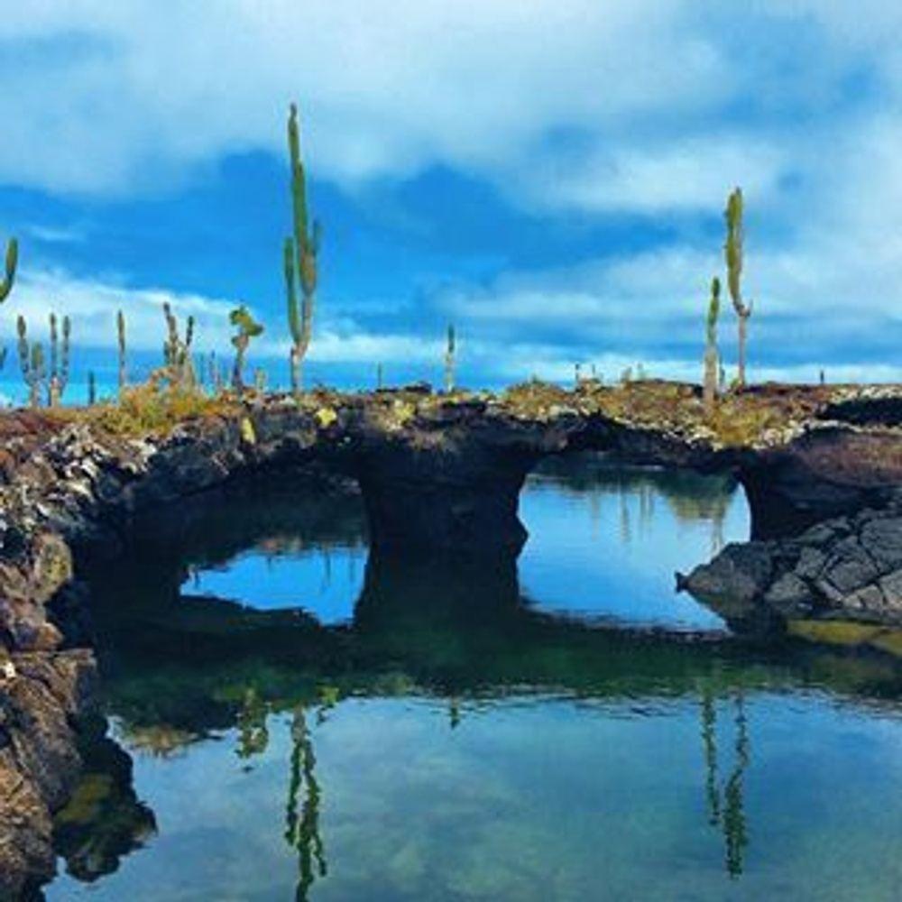 Lourdes Orozco x2 Galapagos Tours
