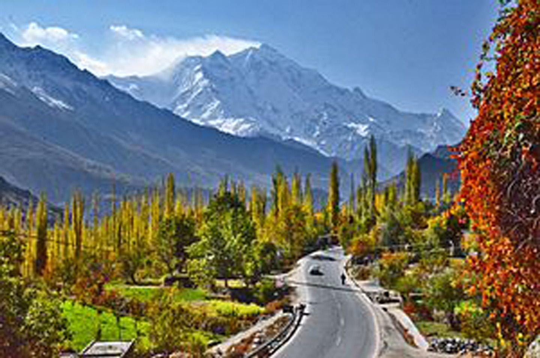 08 Days Gilgit tour is a soft adventure in the Karakorum's of Pakistan