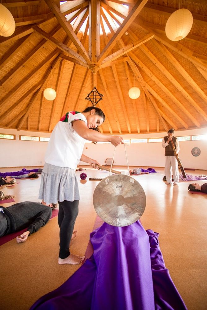 Yoga and Sound Healing Retreat